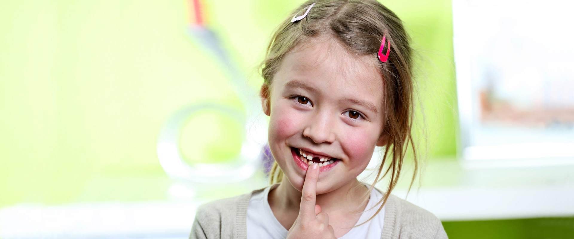 Kinderzahnheilkunde in Itzehoe